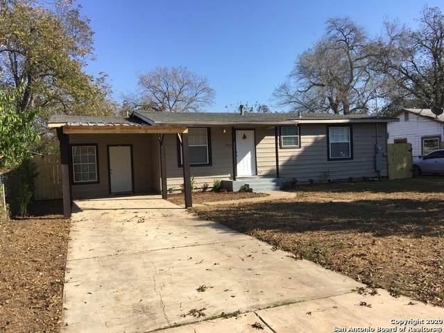 2806 Spokane Rd, San Antonio, TX 78222 (MLS #1496663) :: The Castillo Group