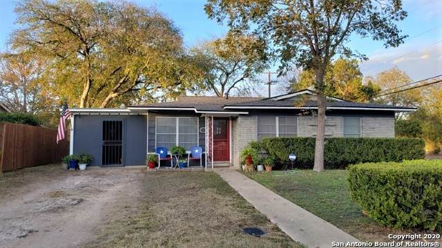 1903 Rayburn Dr, San Antonio, TX 78224 (MLS #1496674) :: The Rise Property Group
