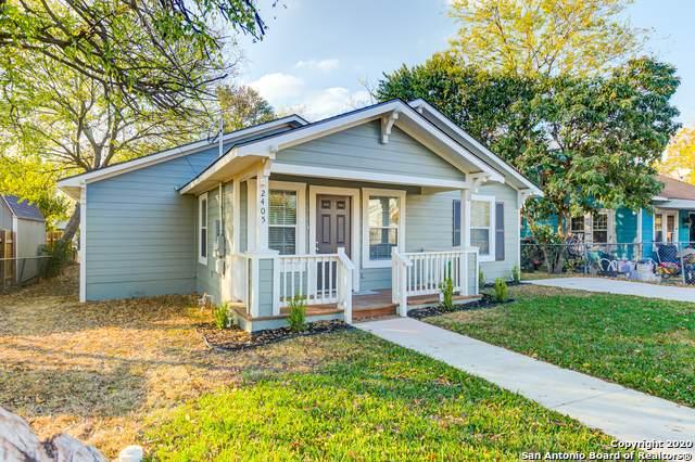 2405 N Elmendorf St, San Antonio, TX 78201 (MLS #1496675) :: Keller Williams City View