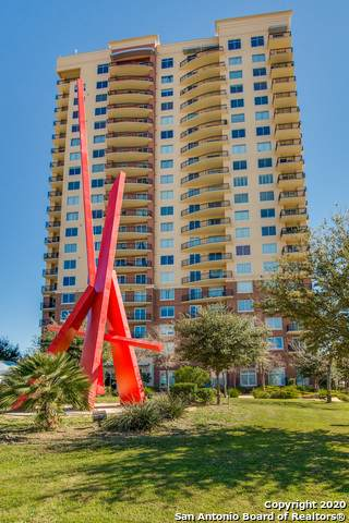 215 N Center St #1704, San Antonio, TX 78202 (MLS #1496691) :: The Mullen Group | RE/MAX Access