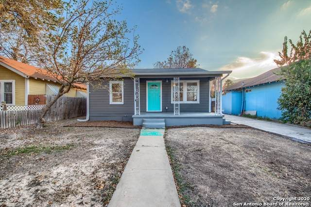 916 W Rosewood Ave, San Antonio, TX 78201 (MLS #1496753) :: The Glover Homes & Land Group
