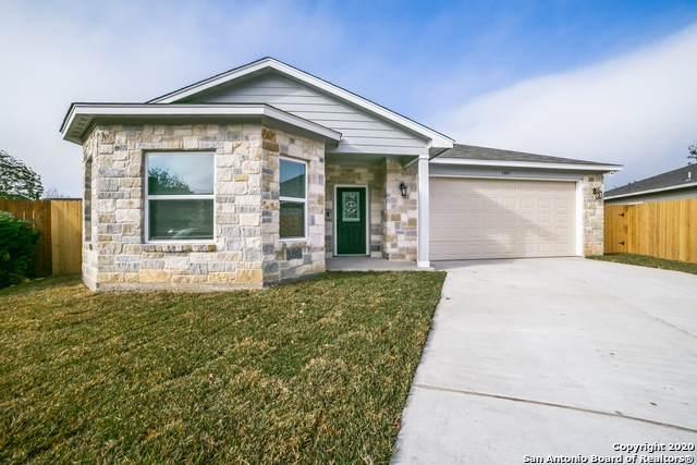 1307 Ricks Circle, San Antonio, TX 78251 (MLS #1496771) :: The Glover Homes & Land Group