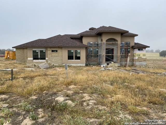 128 Western Way, Adkins, TX 78101 (MLS #1496772) :: Santos and Sandberg