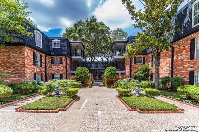 8401 N New Braunfels Ave #139, San Antonio, TX 78209 (#1496788) :: The Perry Henderson Group at Berkshire Hathaway Texas Realty