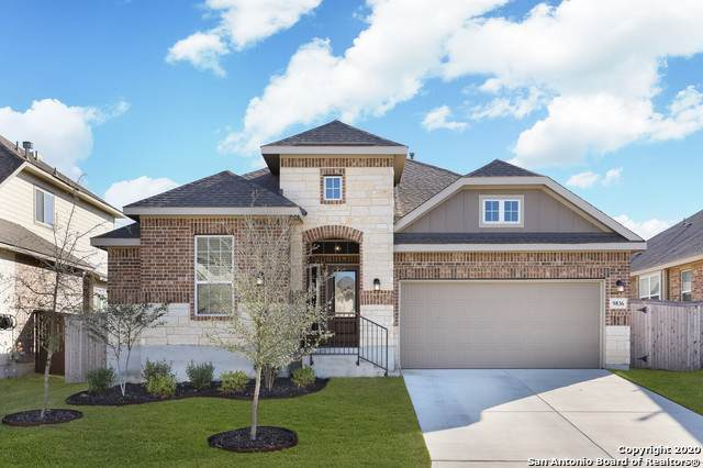 9836 Jon Boat Way, Boerne, TX 78006 (MLS #1496812) :: Carter Fine Homes - Keller Williams Heritage