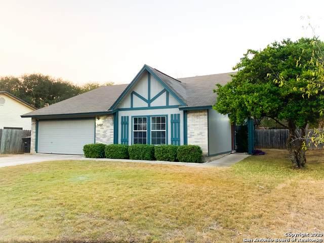 3427 Copper Breaks, San Antonio, TX 78247 (MLS #1496843) :: Alexis Weigand Real Estate Group