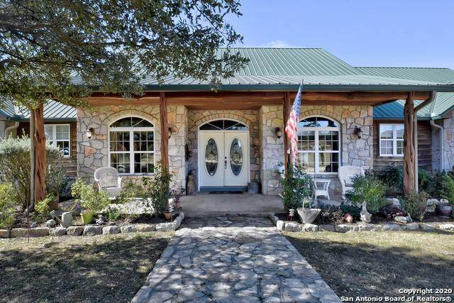 2812 Cottonwood Rd, Blanco, TX 78606 (MLS #1496844) :: Exquisite Properties, LLC