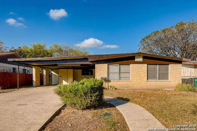 527 Creath Pl, San Antonio, TX 78221 (MLS #1496867) :: The Lugo Group