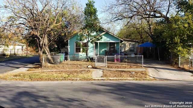 2535 Perez St, San Antonio, TX 78207 (MLS #1496929) :: The Lopez Group