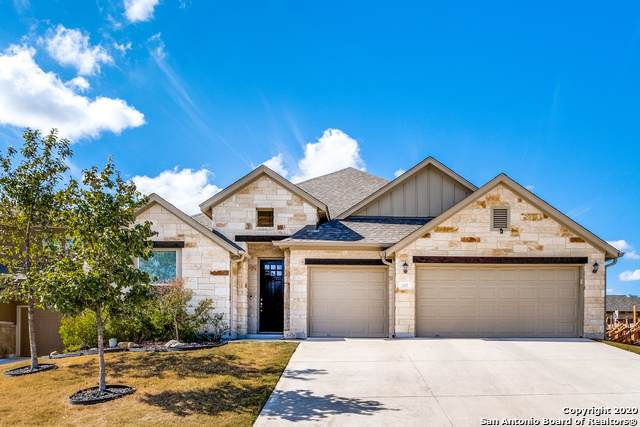 207 Lucchese St, San Antonio, TX 78253 (MLS #1496944) :: Maverick