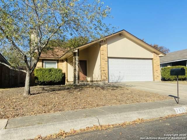 7429 Barnsley, San Antonio, TX 78250 (MLS #1496972) :: Maverick