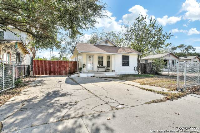 842 Division Ave, San Antonio, TX 78225 (MLS #1496978) :: EXP Realty