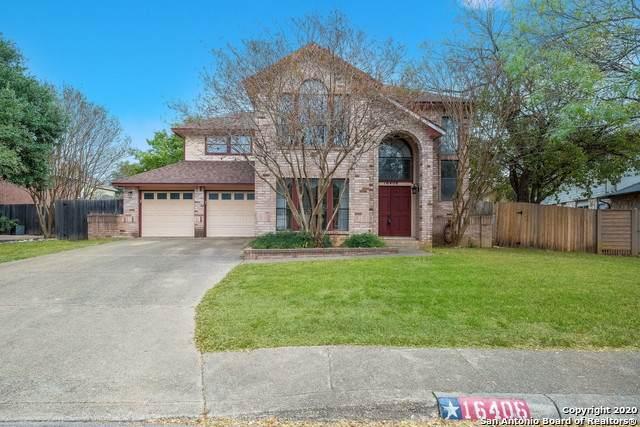 16406 Strong Box, San Antonio, TX 78247 (MLS #1496989) :: Maverick