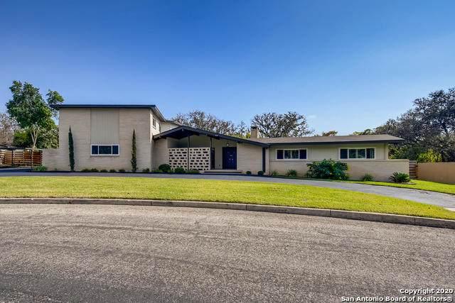 10414 Monte Sereno, San Antonio, TX 78213 (MLS #1497007) :: Alexis Weigand Real Estate Group