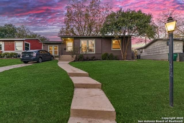 411 Devonshire Dr, San Antonio, TX 78209 (MLS #1497014) :: The Castillo Group