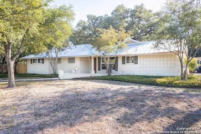 402 Rockhill Dr, San Antonio, TX 78209 (MLS #1497056) :: BHGRE HomeCity San Antonio