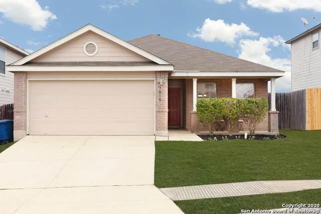 7018 Hallie Spirit, San Antonio, TX 78227 (MLS #1497058) :: Alexis Weigand Real Estate Group