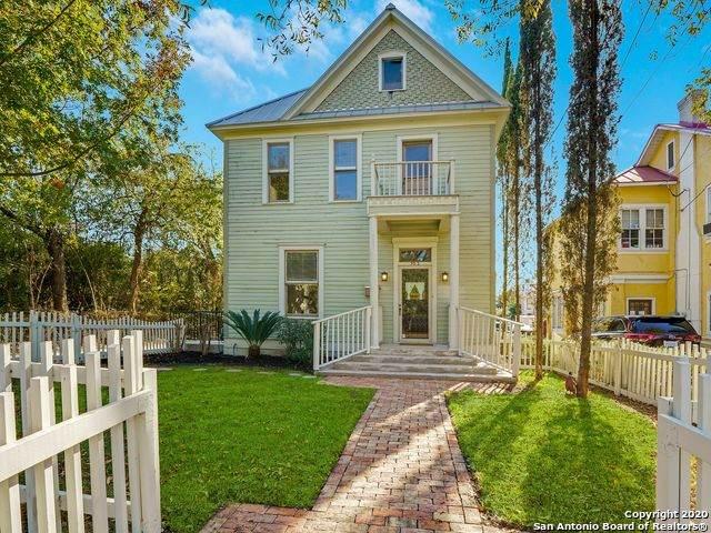 322 W Craig Pl, San Antonio, TX 78212 (MLS #1497062) :: Alexis Weigand Real Estate Group