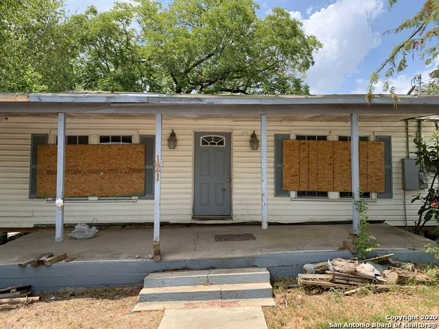 121 Vista Rd, San Antonio, TX 78210 (MLS #1497078) :: Neal & Neal Team