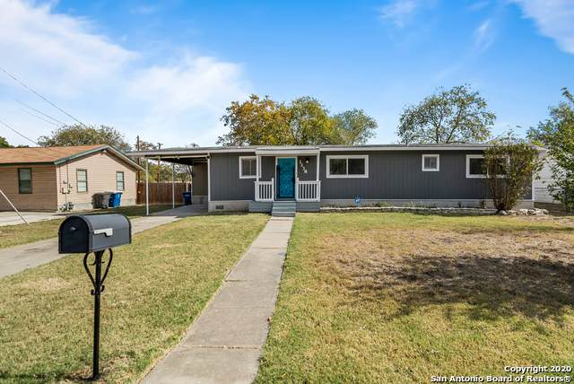 3238 Gypsy Dr, San Antonio, TX 78228 (MLS #1497115) :: The Castillo Group