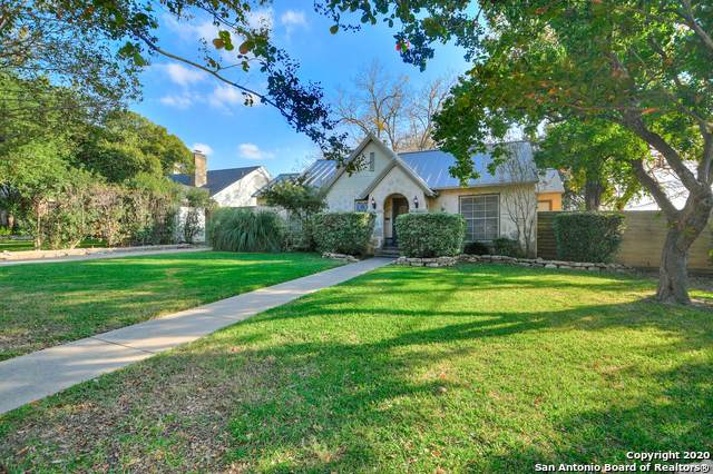 102 E Hermosa Dr, Olmos Park, TX 78212 (MLS #1497124) :: The Heyl Group at Keller Williams