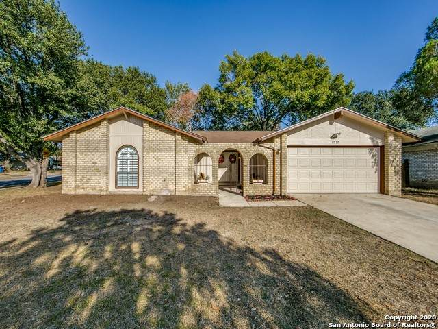 8510 Slimwood Dr, San Antonio, TX 78240 (MLS #1497135) :: Tom White Group