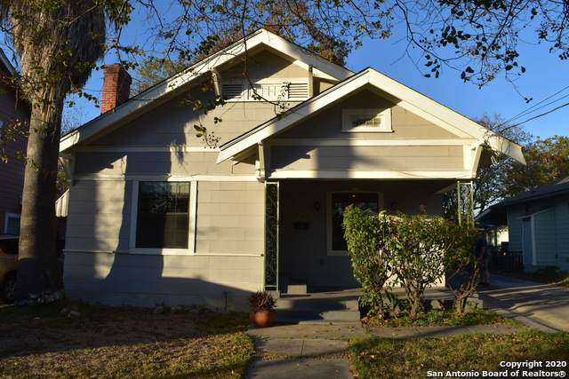 321 University Ave, San Antonio, TX 78201 (MLS #1497141) :: The Castillo Group