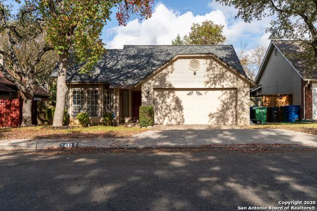 2411 Vibrant Oak, San Antonio, TX 78232 (MLS #1497159) :: The Castillo Group