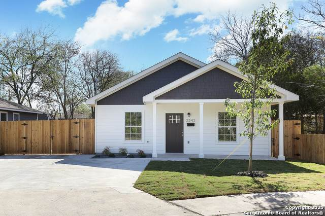 2242 Aransas Ave, San Antonio, TX 78220 (MLS #1497176) :: The Castillo Group