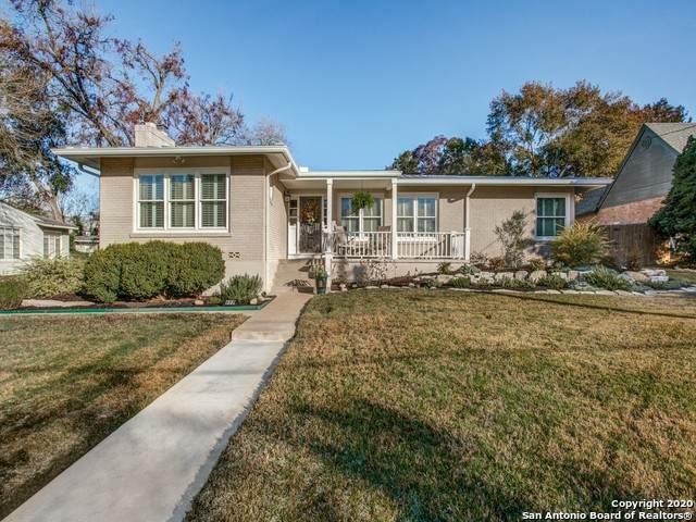 117 Aylesbury Hill St, San Antonio, TX 78209 (MLS #1497188) :: Keller Williams Heritage