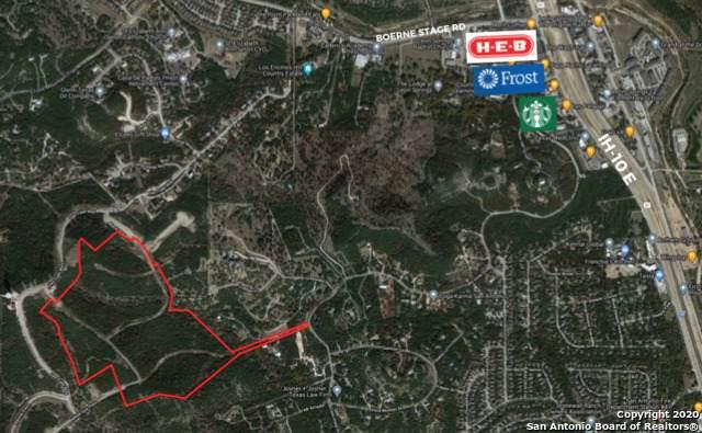 102 ACRES ON Cielo Vista Dr, San Antonio, TX 78255 (MLS #1497204) :: The Real Estate Jesus Team