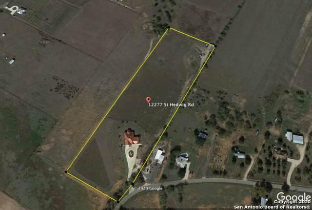 12277 Saint Hedwig Rd, St Hedwig, TX 78152 (MLS #1497282) :: REsource Realty