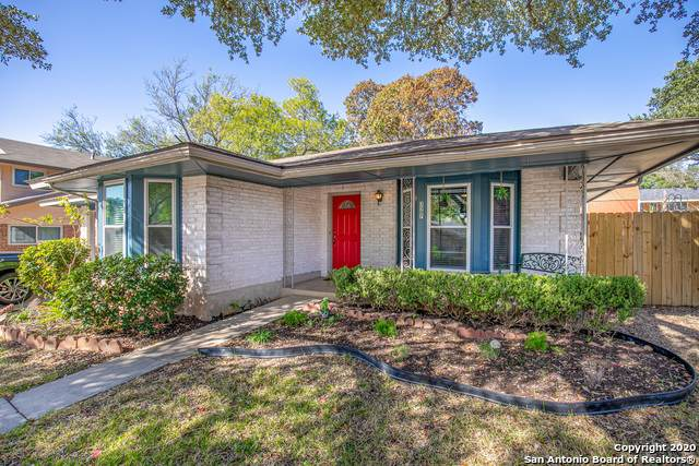 3507 Lakefield St, San Antonio, TX 78230 (#1497306) :: The Perry Henderson Group at Berkshire Hathaway Texas Realty
