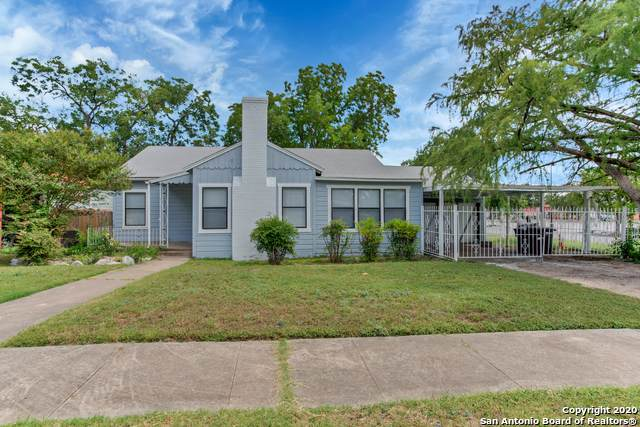 704 Halliday Ave, San Antonio, TX 78210 (MLS #1497323) :: Maverick