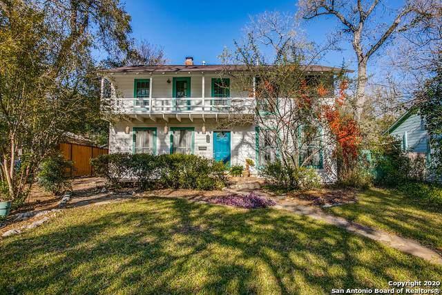 831 E Magnolia Ave, San Antonio, TX 78212 (MLS #1497360) :: Carolina Garcia Real Estate Group