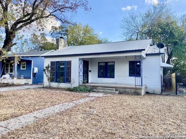 534 Chicago Blvd, San Antonio, TX 78210 (MLS #1497405) :: Maverick