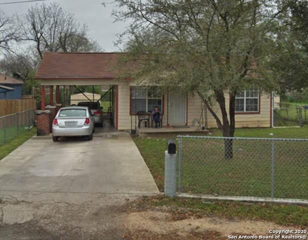 3634 Embassy Dr, San Antonio, TX 78228 (#1497406) :: The Perry Henderson Group at Berkshire Hathaway Texas Realty