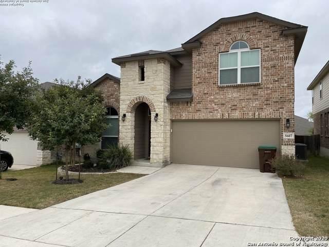 5607 Calaveras Way, San Antonio, TX 78253 (MLS #1497451) :: The Castillo Group