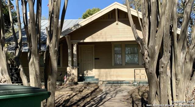 313 Berkshire Ave, San Antonio, TX 78210 (MLS #1497497) :: Alexis Weigand Real Estate Group