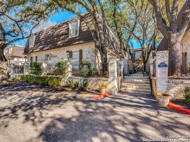 8030 Broadway St 203C, San Antonio, TX 78209 (#1497530) :: The Perry Henderson Group at Berkshire Hathaway Texas Realty