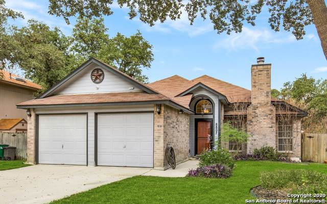 8807 Silent Stream, San Antonio, TX 78250 (#1497560) :: The Perry Henderson Group at Berkshire Hathaway Texas Realty
