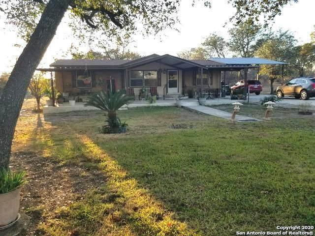205 County Road 7725, Natalia, TX 78059 (MLS #1497592) :: Neal & Neal Team