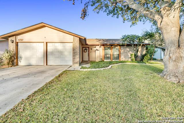 6727 Country Breeze, San Antonio, TX 78240 (MLS #1497594) :: The Real Estate Jesus Team