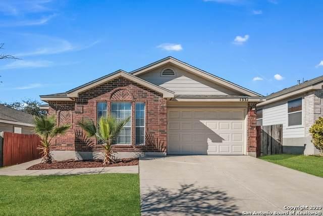 1331 Diamond Bluff, San Antonio, TX 78251 (MLS #1497625) :: Alexis Weigand Real Estate Group