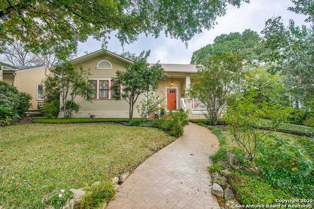 630 Alamo Heights Blvd, Alamo Heights, TX 78209 (#1497669) :: The Perry Henderson Group at Berkshire Hathaway Texas Realty