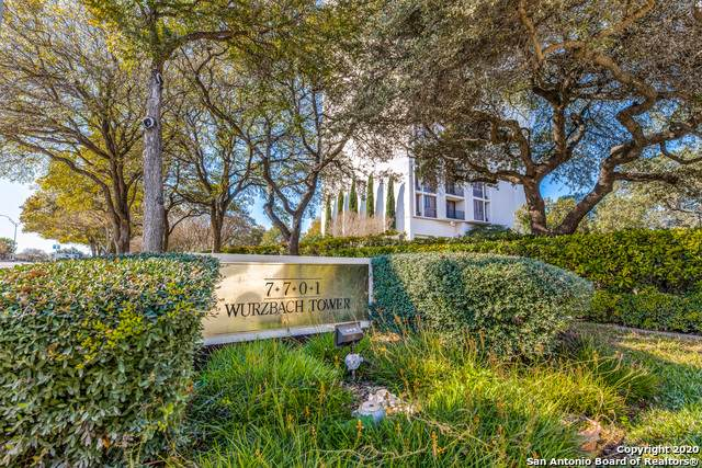 7701 Wurzbach Rd #2207, San Antonio, TX 78229 (#1497692) :: The Perry Henderson Group at Berkshire Hathaway Texas Realty