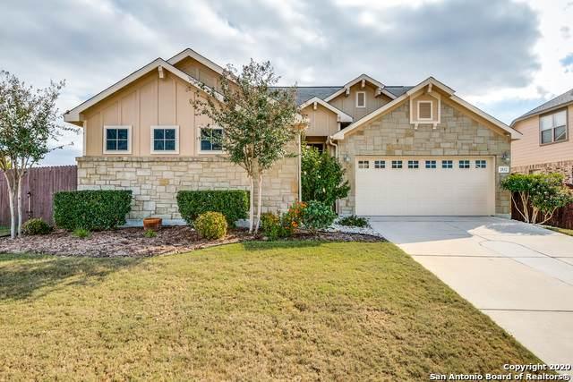 2832 Mineral Springs, Schertz, TX 78108 (MLS #1497756) :: Vivid Realty