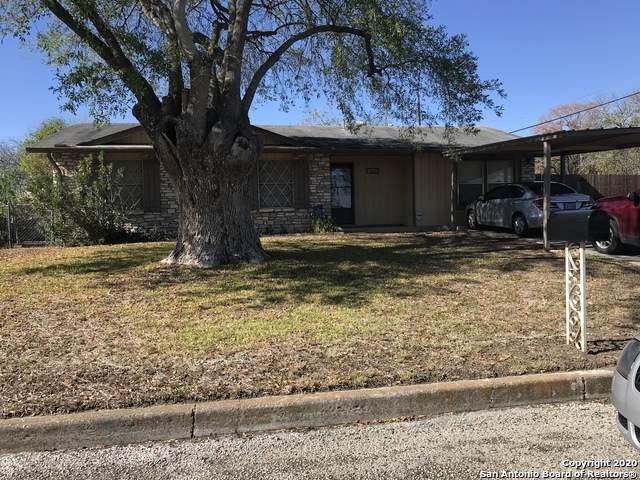8703 Coffee Dr, San Antonio, TX 78221 (MLS #1497791) :: ForSaleSanAntonioHomes.com