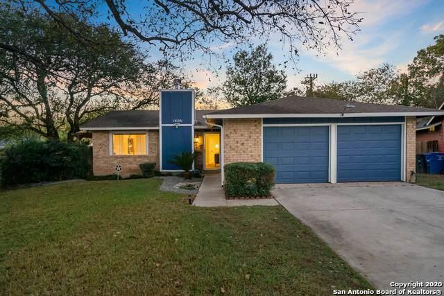 14201 Modesta Pl, San Antonio, TX 78247 (MLS #1497805) :: Berkshire Hathaway HomeServices Don Johnson, REALTORS®