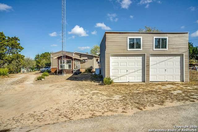 109 Mount Pisgah Dr, Comfort, TX 78013 (MLS #1497830) :: Alexis Weigand Real Estate Group